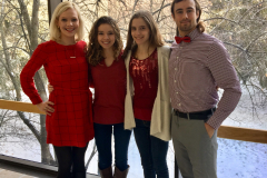 Clifton Dietitians wear red day 2018