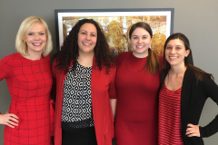 Newark Dietitians Wear Red Day 2018